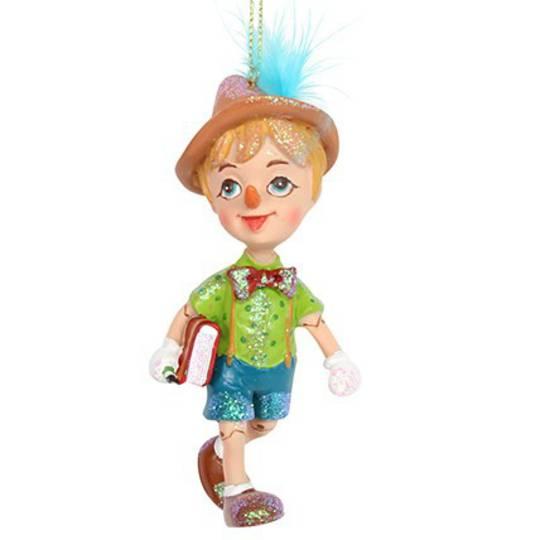 Resin Pinocchio 10cm