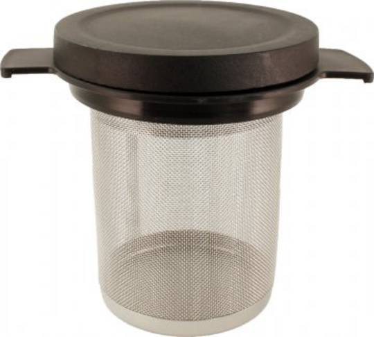 Stainless Steel Tea Filter with Lid
