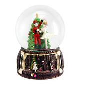 Musical Snow Globe, Nutcracker 10cm, SOLD OUT