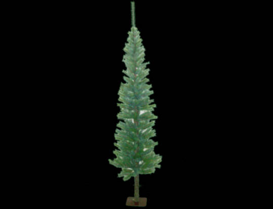 Slimline Green Fir Tree 2 mtr