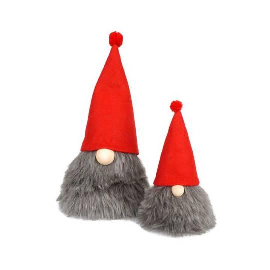 Plush Santa Viking