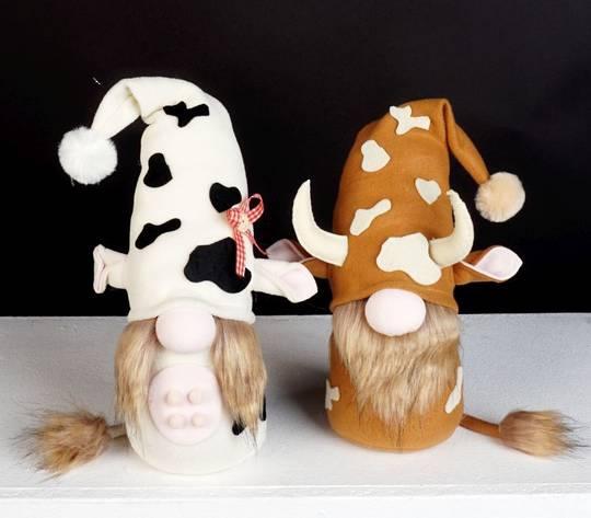 Plush Animal Gnome