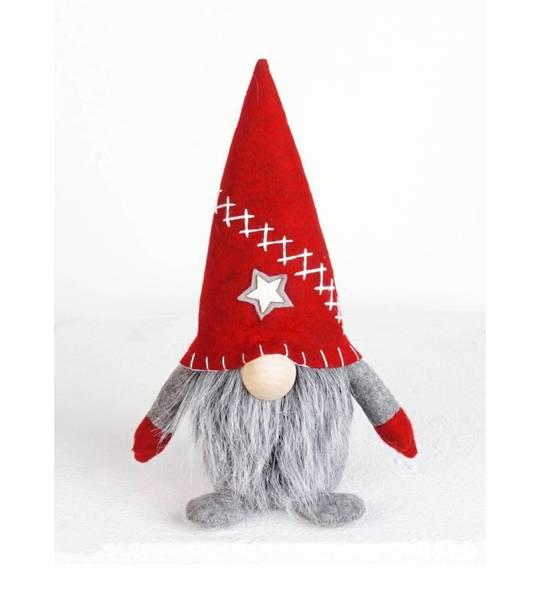 Plush Craft Santa
