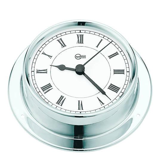 BM Marine Tempo Clock, Chrome