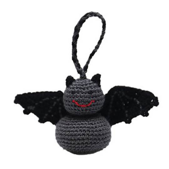 Mini Crocheted Bat