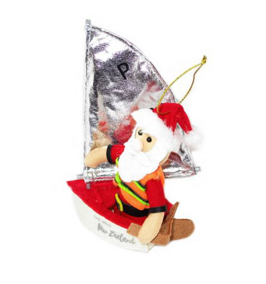 Iconic Hanging Sailor Santa