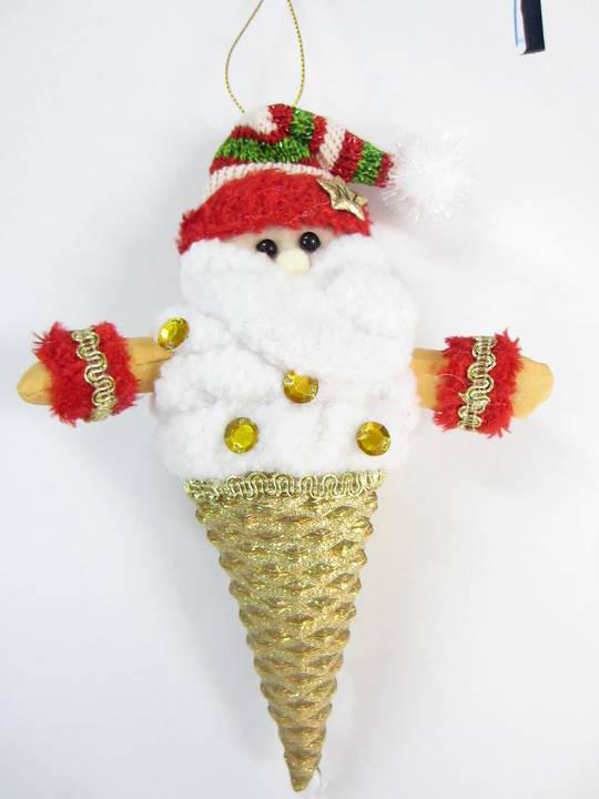 Iconic Hanging Hokey Pokey IceCream Santa SOLD OUT