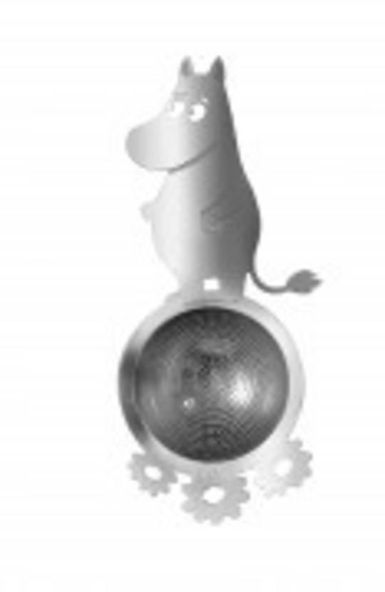 Metal Tea Strainer, Moomin