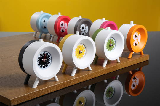 Pantone Alarm Clock