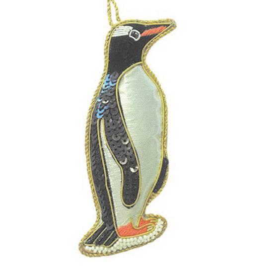Hanging NZ Bird, Gentoo Penguin