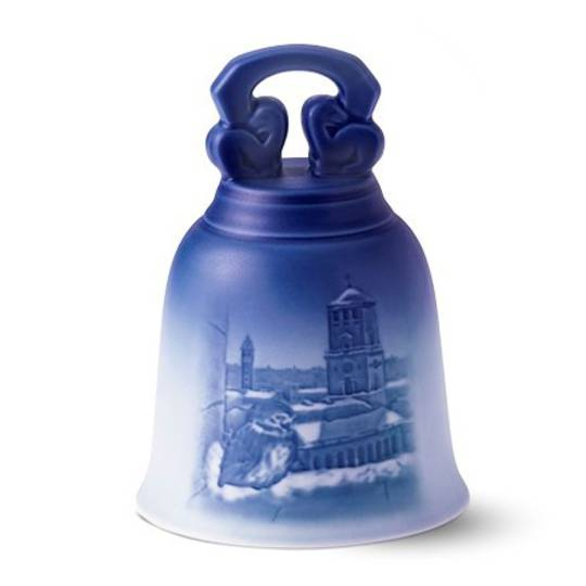 Royal Copenhagen Annual Xmas Bell 2020