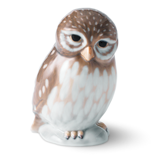 Royal Copenhagen Annual Figurine 2020, Owl