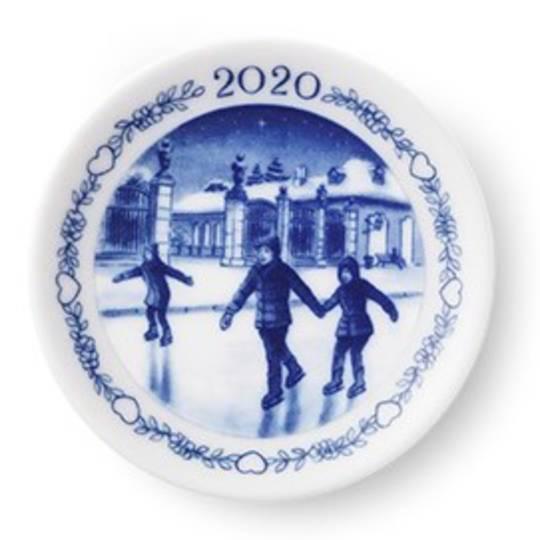 Royal Copenhagen Annual Xmas Plaquette 2020