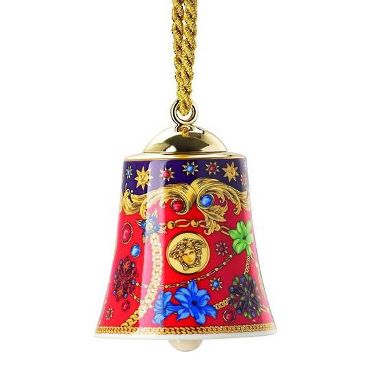 Rosenthal Versace Annual Christmas Bell 2020