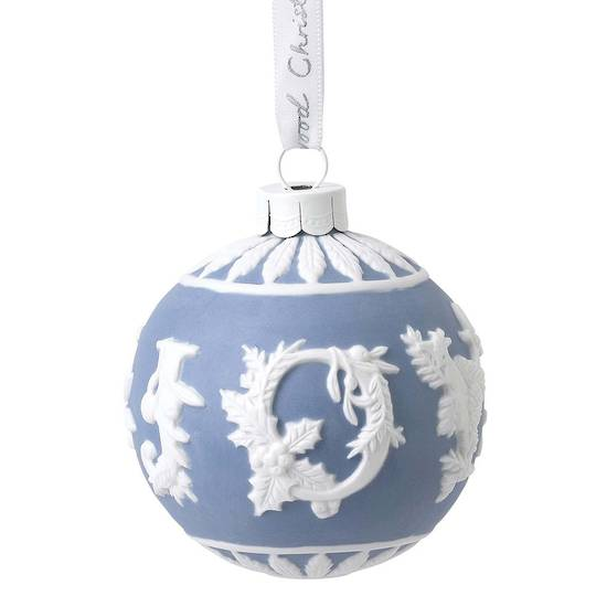 Wedgwood Porcelain Joy Bauble