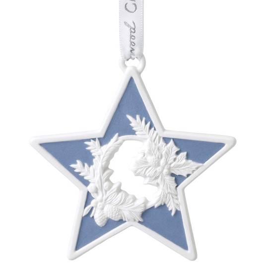 Wedgwood Porcelain Pierced Star
