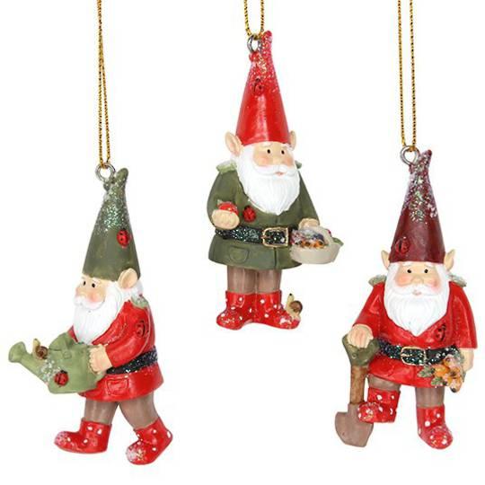 Resin Gardening Gnome, Sml