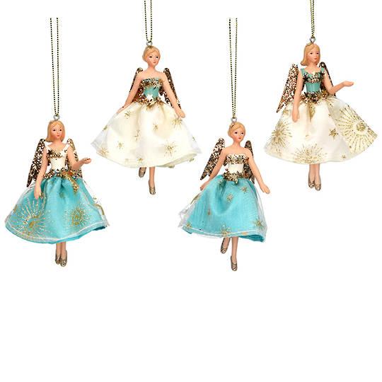 Resin Celestial Fairy 10cm