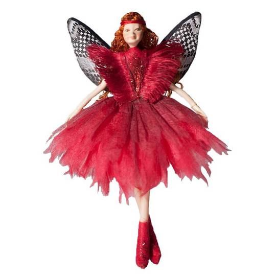 NZ Fairy, Pohutukawa Wahine 13cm