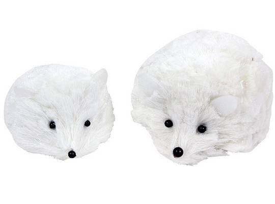 Bristle White Hedge Hog