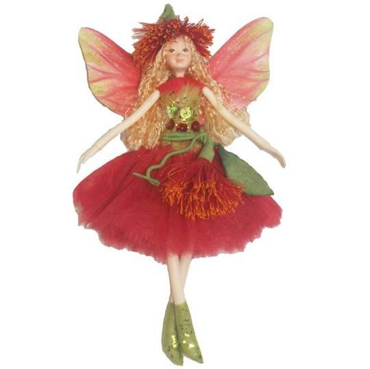 NZ Fairy, Summer Pohutukawa 13cm