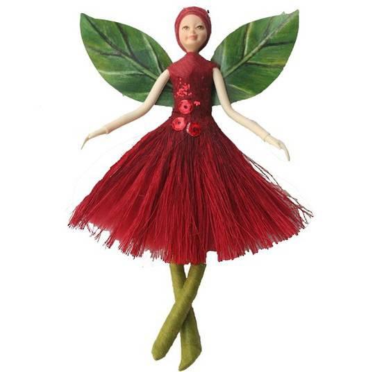 NZ Fairy, Pohutukawa Princess 13cm