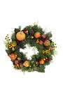 Fir Wreath with Fruits and Berries 42cm SOLD OUT