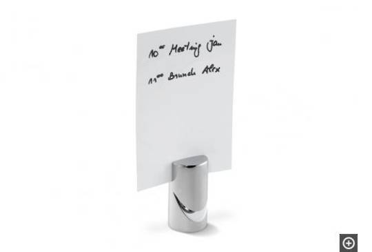 Desk Top, Small Foot Print Photo or Card Stand