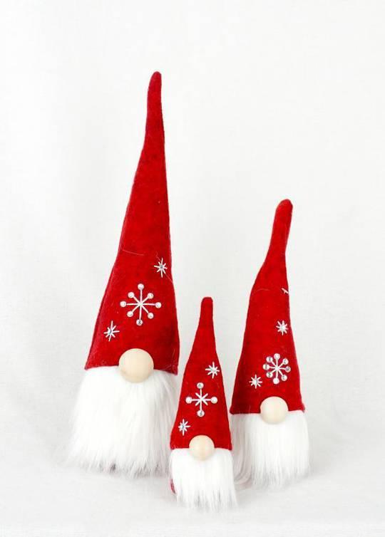 Plush Tallulah the Santa