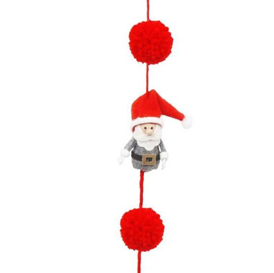 Henry the Santa Garland 1.6 mtr