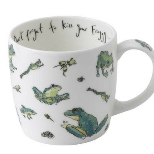 M.Floyd, Don't forget to Kiss Mug