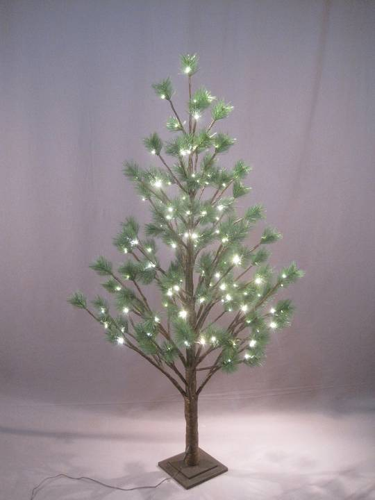 Pine Tree 1.8mtr with 124 LED Lights