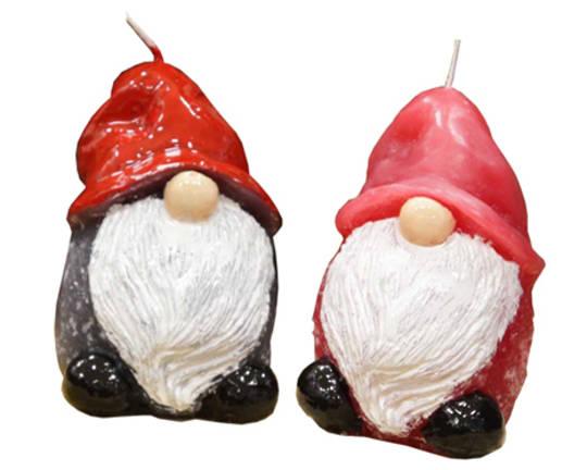 Mini Santa Candle