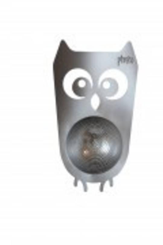Metal Tea Strainer, Owl