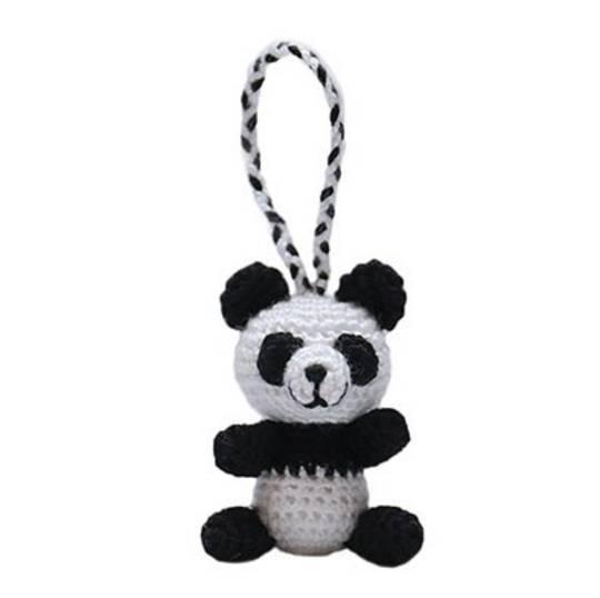 Mini Crocheted Panda