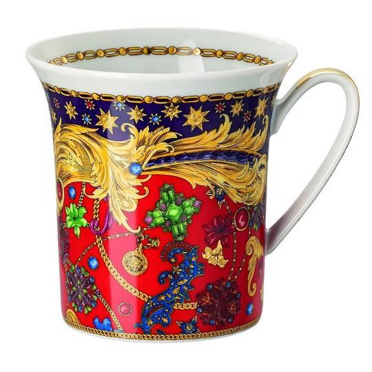 Rosenthal Versace Annual Christmas Mug 2020