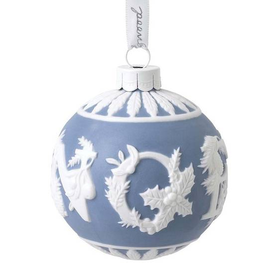 Wedgwood Porcelain Noel Bauble