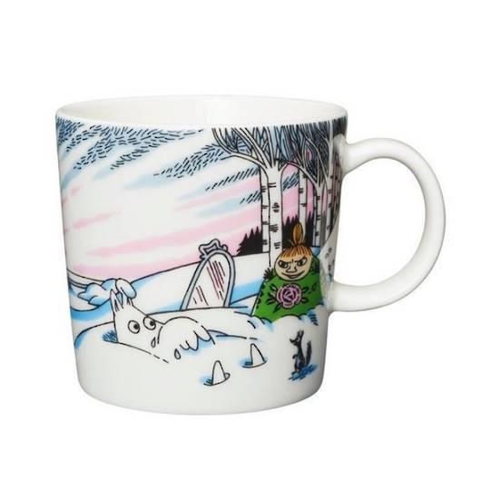 Moomin Annual Christmas Mug 2017