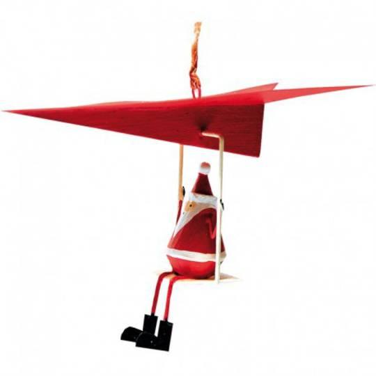 Santa Hang Gliding