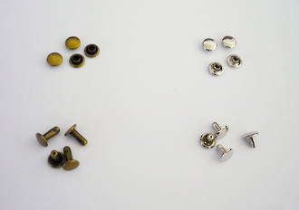 107  Double Cap Rivet Set