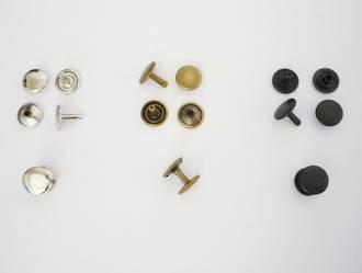 14 x 12mm D/C Rivet Set - 100pcs. /pack