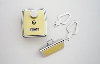 202G  Folio lock