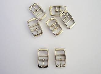 12mm,   2-Bar Buckle