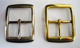 BKL7451/7452  38 MM SOLID BRASS BUCKLES