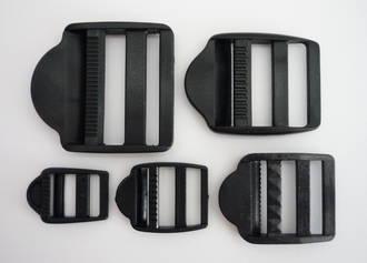 Ladderlock Black Plastic