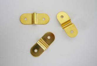 H741  Handle plate,  16mm