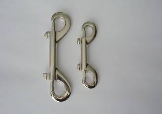 H161  Double-end Hook Nickel