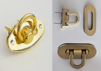 Drop Lock  (45mm x 25mm)