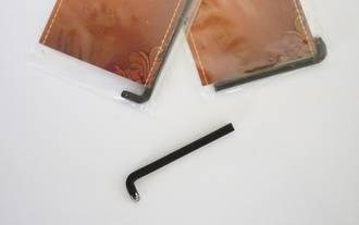 Blade - saddlemaker's groover