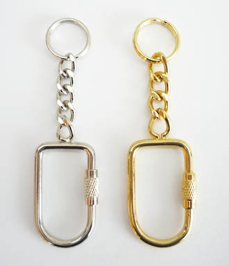 H552A SCREWGATED KEYRING